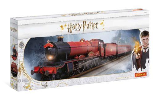 HORNBY R1234P Harry Potter 'Hogwarts Express' Train Set