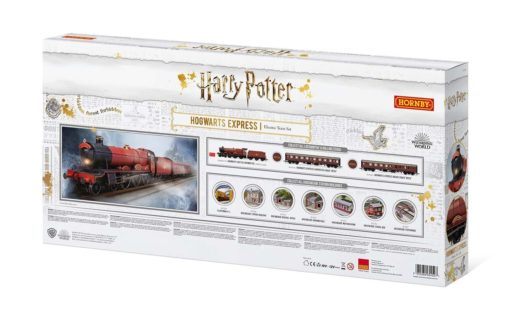 HORNBY R1234P Harry Potter 'Hogwarts Express' Train Set