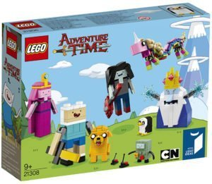LEGO 21308 LEGO Ideas – Adventure time