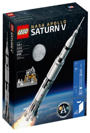 LEGO 21309 LEGO Ideas – Nasa Apollo V Saturn