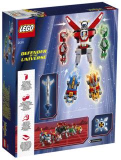 LEGO 21311 LEGO Ideas – Voltron