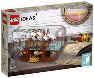 LEGO 21313 LEGO Ideas – Nave in bottiglia