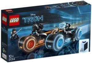 LEGO 21314 LEGO Ideas – LEGO TRON: Legacy