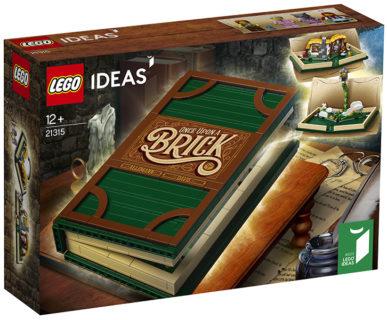 LEGO 21315 LEGO Ideas – Libro Pop-Up