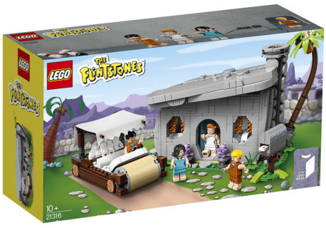 LEGO 21316 LEGO Ideas – The Flintstones