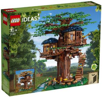 LEGO 21318 LEGO Ideas – Casa sull'albero