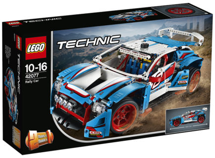 LEGO 42077 Technic – Auto da rally