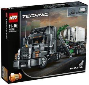 LEGO 42078 Technic – Mack Anthem