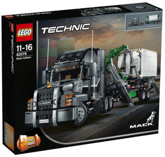 LEGO 42078 Technic – Mack Anthem