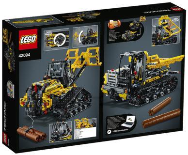 Lego 42094 Ruspa Cingolata Technic 827 pz