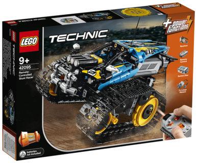 Lego 42095 Stunt Racer Telecomandato Technic 324 pz