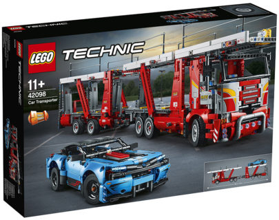 Lego 42098 Bisarca Technic 2493 pz