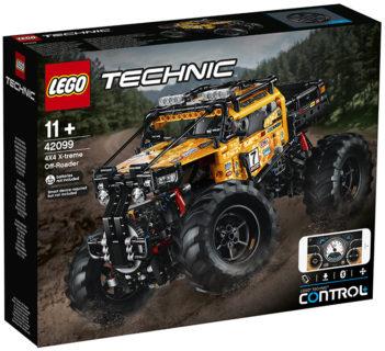 Lego 42099 Fuoristrada X-streme Technic 958 pz