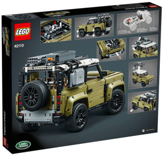 Lego 42110 Land Rover Technic