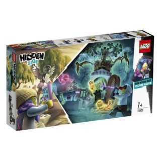 Lego 70420 Mistero nel Cimitero Hidden Side