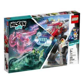 Lego 70421 Stunt Truck Hidden Side