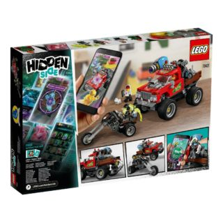 Lego 70421 Stunt Truck Hidden Side