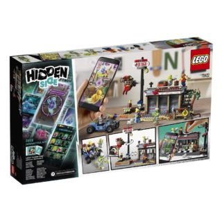 Lego 70422 Attacco alla Capanna Hidden Side