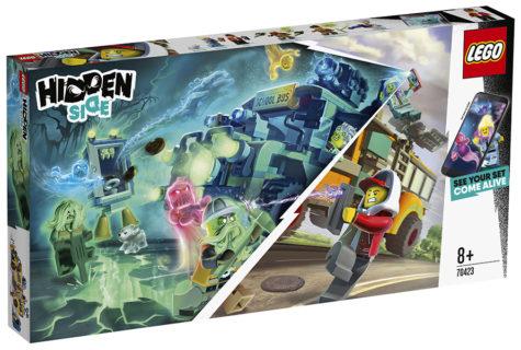 Lego 70423 Autobus delle Intercettazioni Hidden Side
