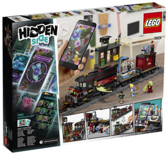 Lego 70424 Espresso Fantasma Hidden Side