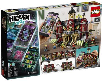 Lego 70425 Liceo Stregato Hidden Side
