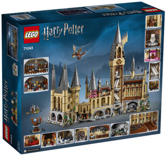 LEGO 71043 Harry Potter – Castello di Hogwarts