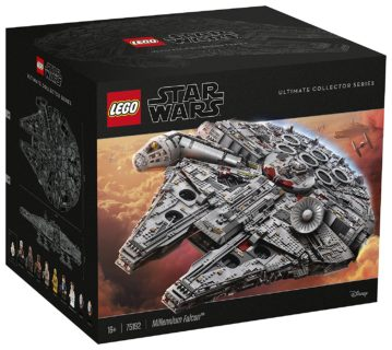LEGO 75192 *UCS* Star Wars Ultimate Collector Series – Millennium Falcon