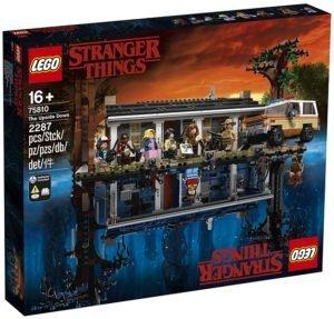 LEGO 75810 Stranger Things – Il Sottosopra