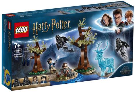 LEGO 75945 Harry Potter – Expecto Patronum