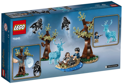 LEGO 75945 Harry Potter – Expecto Patronum