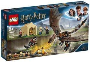 LEGO 75946 Harry Potter – La sfida dell'Ungaro Spinato al Torneo Tremaghi