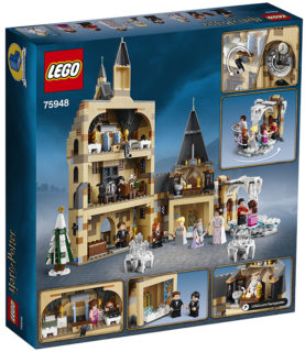LEGO 75948 Harry Potter – La Torre dell'orologio di Hogwarts