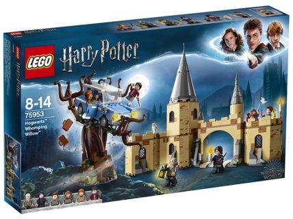 LEGO 75953 Harry Potter – Il Platano Picchiatore di Hogwarts