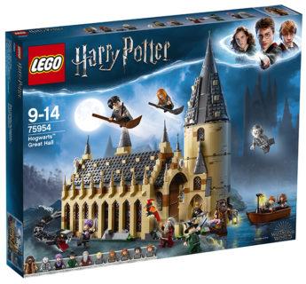 LEGO 75954 Harry Potter – La Sala Grande di Hogwarts