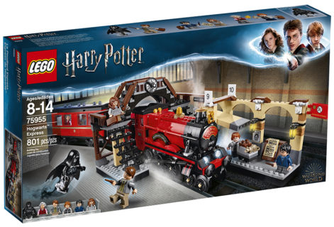 LEGO 75955 Harry Potter – Espresso per Hogwarts