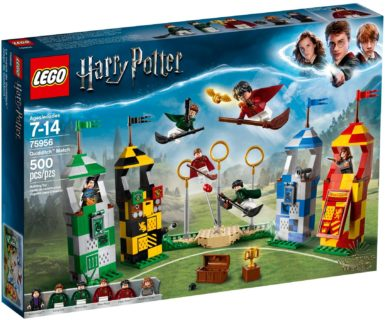 LEGO 75956 Harry Potter – Partita di Quidditch