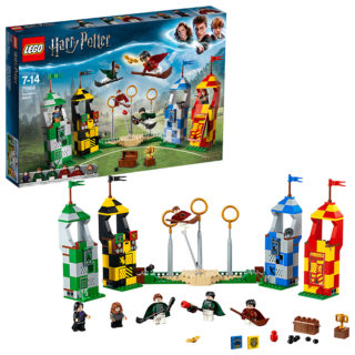 LEGO 75956 Harry Potter – Partita di Quidditch