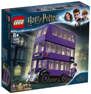 LEGO 75957 Harry Potter – Nottetempo