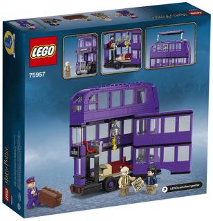 LEGO 75957 Harry Potter – Nottetempo