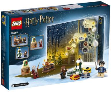 LEGO 75964 Calendario dell'avvento – Harry Potter