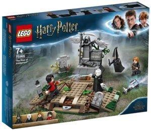 LEGO 75965 Harry Potter – L'ascesa di Voldemort