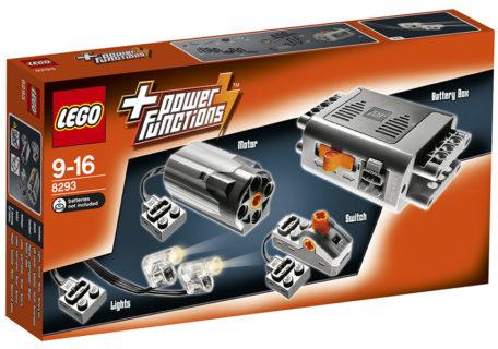 Lego 8293 Set per motorizzare le creazioni Technic