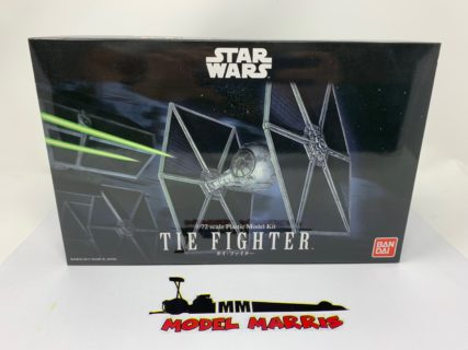 BANDAI – REVELL-KIT – STAR WARS – CACCIA GUERRE STELLARI – TIE FIGHTER