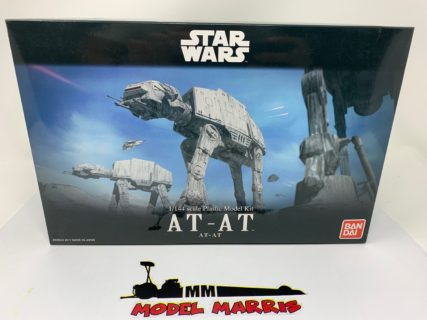 BANDAI – REVELL-KIT – STAR WARS – GUERRE STELLARI – ROBOT AT-AT