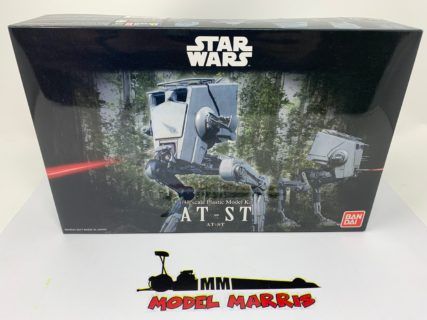 BANDAI – REVELL-KIT – STAR WARS – GUERRE STELLARI – ROBOT AT-ST
