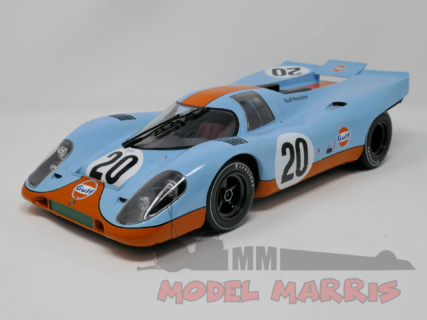NOREV – PORSCHE – 917K TEAM JOHN WYER AUTOMOTIVE ENGINEERING N 20 24h LE MANS 1970 J.SIFFERT – B.REDMAN