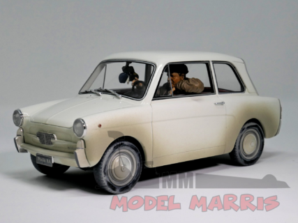 LAUDORACING – AUTOBIANCHI – BIANCHINA BERLINA DI FANTOZZI – TV SERIES 500pz