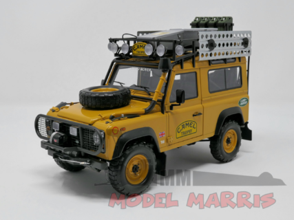 ALMOST-REAL – LAND ROVER – DEFENDER 90 RALLY CAMEL TROPHY 1984