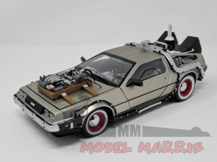 SUN-STAR – DE LOREAN – TIME MACHINE – BACK TO THE FUTURE 3 – RITORNO AL FUTURO 3