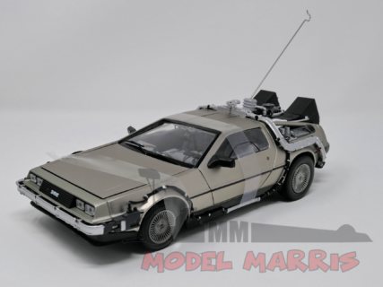 ***NEW BOX*** SUN-STAR – DE LOREAN – TIME MACHINE – BACK TO THE FUTURE 1 – RITORNO AL FUTURO 1